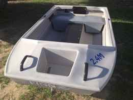 Spindrift 2.4m Dinghy, Tender, Cartopper,Survival Craft.