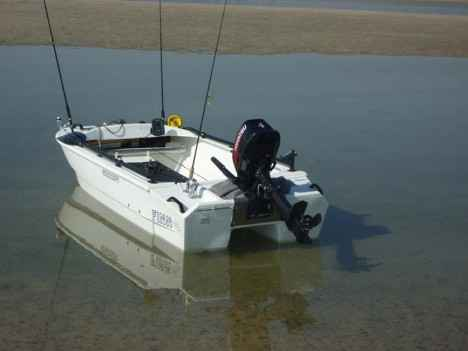 Spindrift 3.0m Dinghy,Cartopper,Tender,Fishing boat,Survival Craft- Catamaran